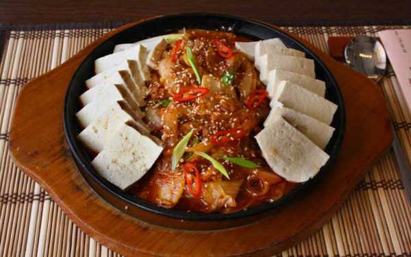 Тубу кимчи / 두부김치 / Tubu Kimchi 2