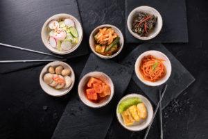 Панчан салат на выбор
