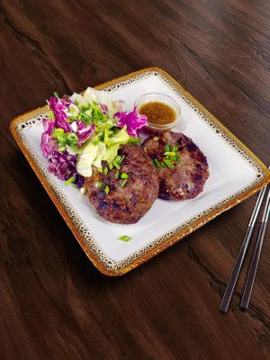 Корейское блюдо отбивная Токкук с Доставкой по Москве