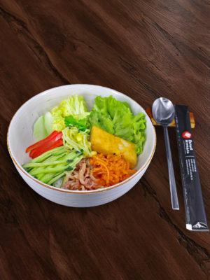 Корейское блюдо Будда боул с доставкой по Москве